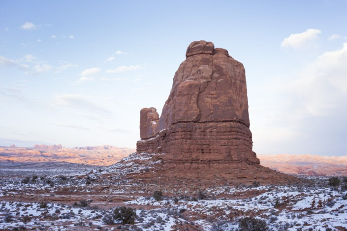 Arches National Park, Utah, usa, rocher