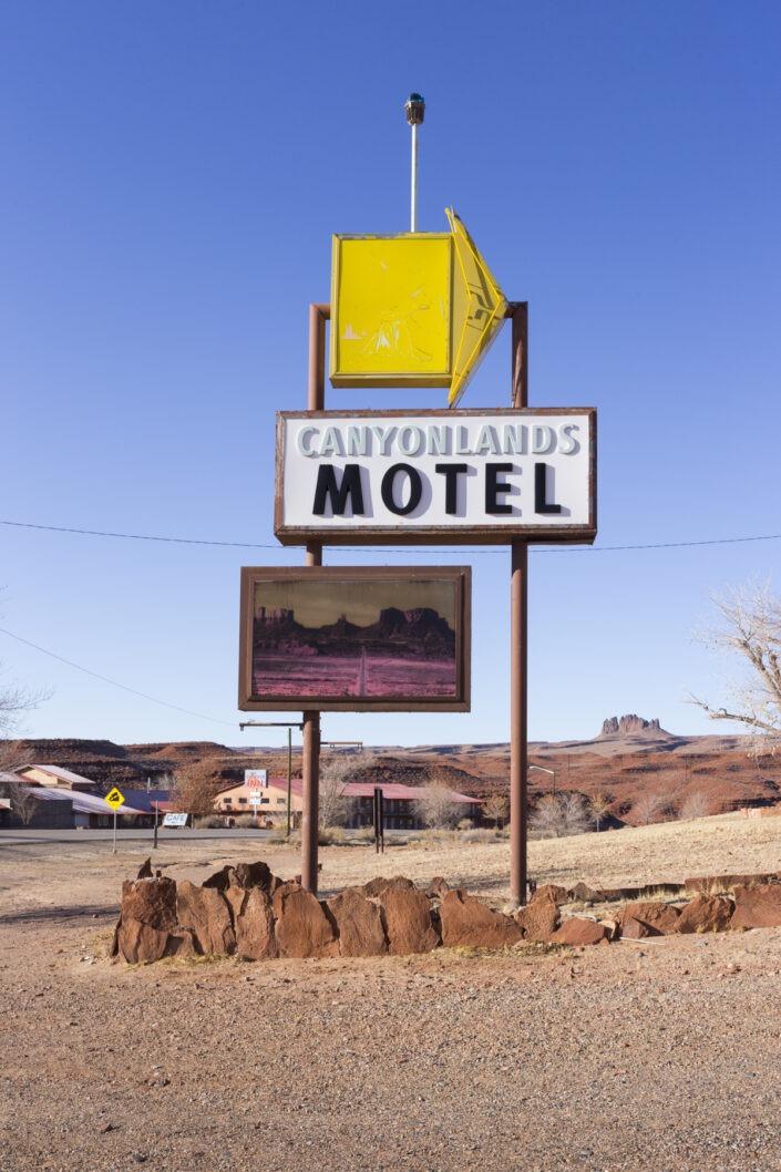 motel, Monument Valley Navajo Tribal Park, Utah, Arizona,usa