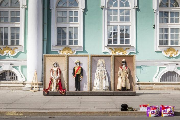 Décors, photographie, Saint-Petersbourg,russie