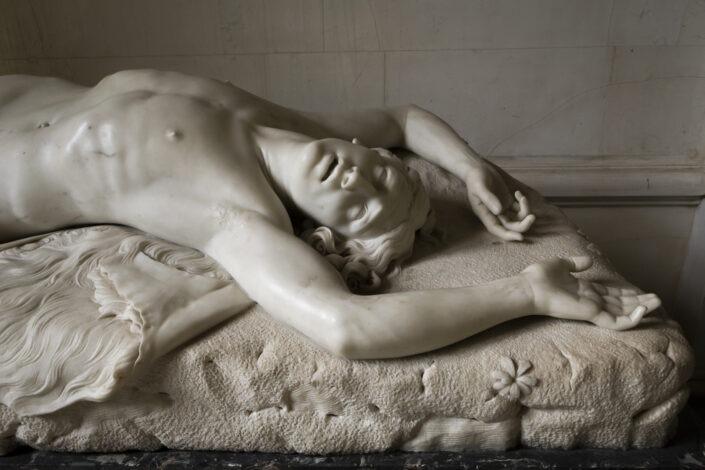 Sculpture, Musee, Ermitage, Saint-Pétersbourg