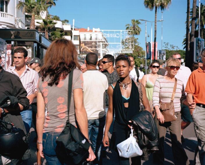 foule rue cannes festival
