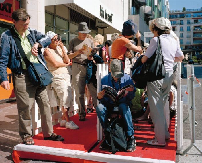 tapis rouge cannes festival cinema spectateur