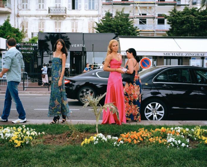 femme robe soirée cannes festival boutique
