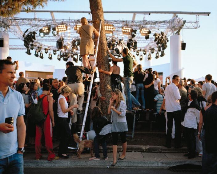 plateau TV cannes festival croisette